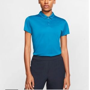 Nike Golf Polo Dri-Fit Short Sleeve Shirt